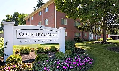 Building, Country Manor, 1