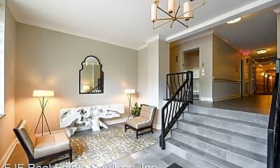 Living Room, 2130 N St NW, 2