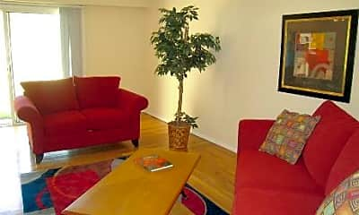 Living Room, The Heights at Spring Lake, 0