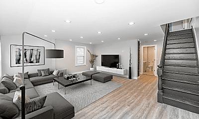 Living Room, 166 S Ridgewood Rd, 1