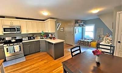 Kitchen, 104 Sharon St, 1