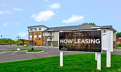 Community Signage, The Residences at Chagrin Riverwalk East, 0