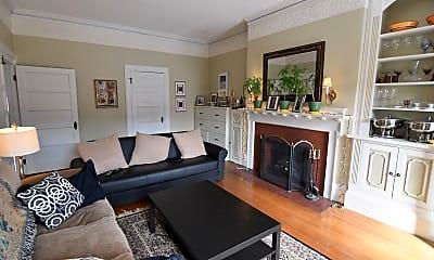 Living Room, 1691 Beacon St, 0