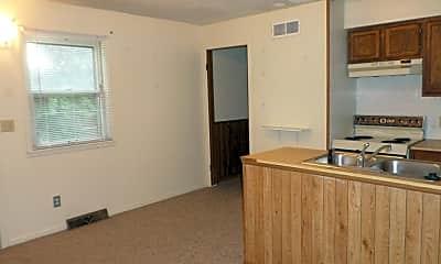 Kitchen, 1616 Osage St, 2