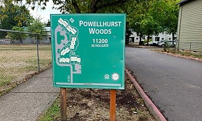 Powellhurst Woods, 1