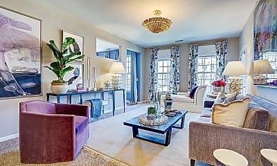 Living Room, Alexandria Of Carmel, 1