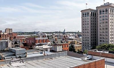 Building, 411 N Charles St, 2