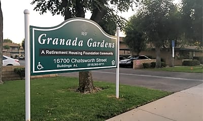 Granada Gardens, 1