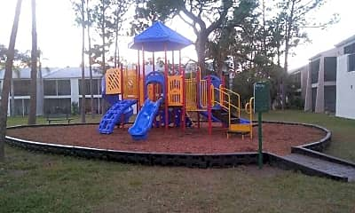 Playground, Portofino at Indian Rocks, 2