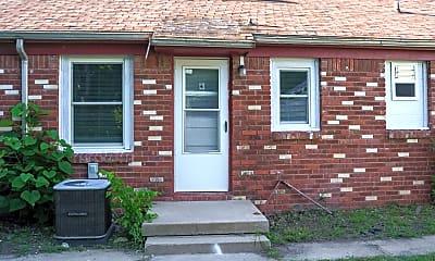 Building, 1037 S Vine St, 2
