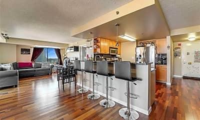 Kitchen, 700 1st St 014J, 1