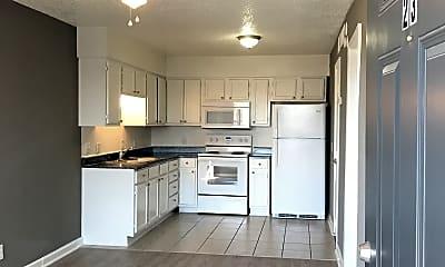 Kitchen, 420 Gilmer St. Unit #23, 1