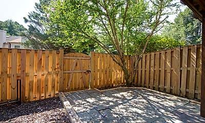 Patio / Deck, 7507 Collins Meade Way, 2