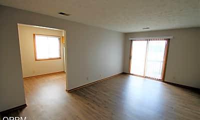 Living Room, 1711 N 73rd St, 2