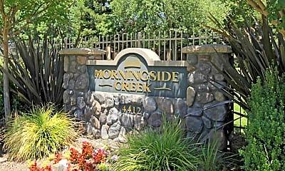 Community Signage, Morningside Creek Apartments, 2