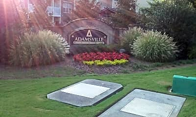 Martin House at Adamsville Place, 1