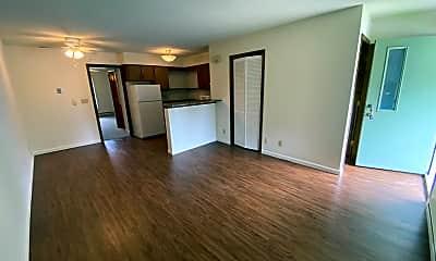 Living Room, 1320 Frederick St, 1