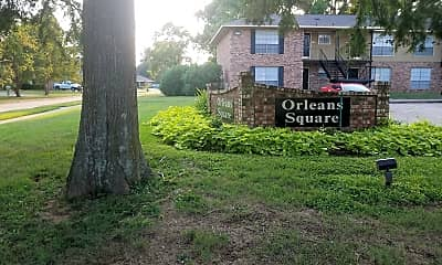 Orleans Square Apartment Homes, 1