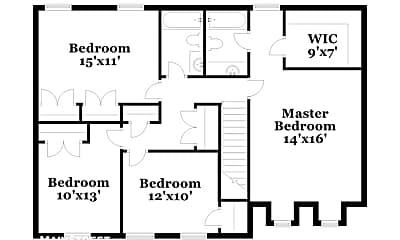 Building, 5303 Rockspray Ct, 1