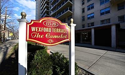 Community Signage, 175-20 Wexford Terrace 16K, 2