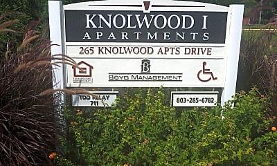 Knollwood Apartments, 1