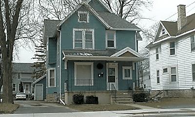 Building, 907 Jackson St, 1