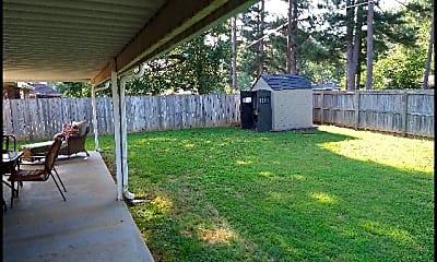 Patio / Deck, 1024 Colonial Drive, 1