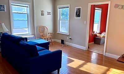 Living Room, 43 Oliver St, 1