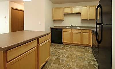 Kitchen, Ravenwood Apartments, 1