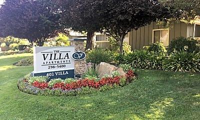 The Villa Apartments, 1