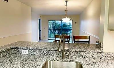 Dining Room, 2220 N Cypress Bend Dr, 0