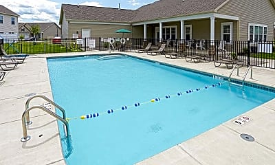 Pool, Townhomes At Pleasant Meadows, 2