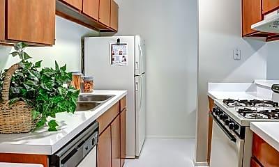 Kitchen, Willow Oaks, 1