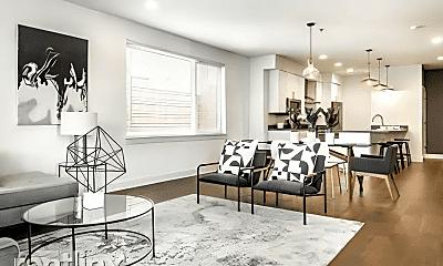 Living Room, 721 Ninth Ave, 2