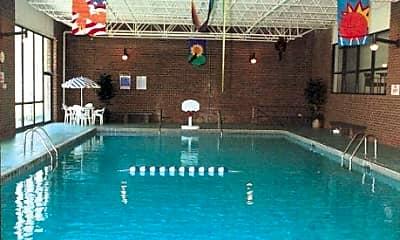 Pool, Heritage Park Apartments, 2