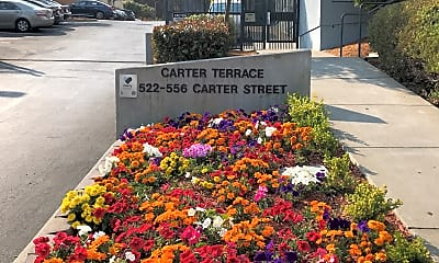 Carter Terrace Apartments, 1