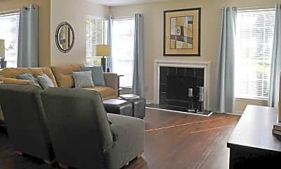Living Room, Dunwoody Village, 1