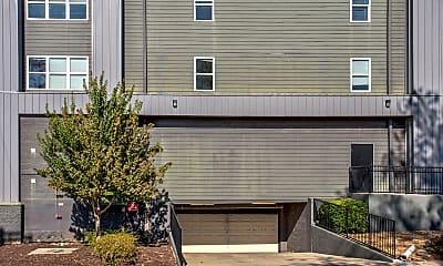 Building, Cabinet Shop Lofts - Memphis Downtown Lofts, 2