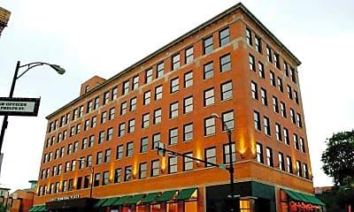 Building, Erie Terminal Place Apartments, 1