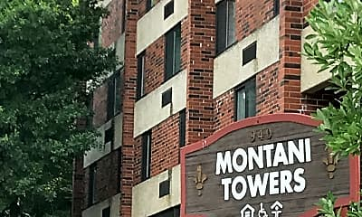 Montani Towers Apartments, 2