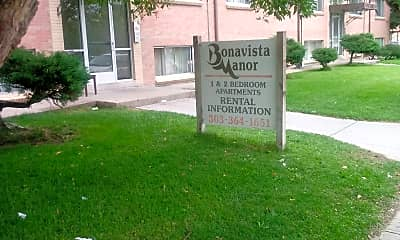 Bonavista Manor, 1