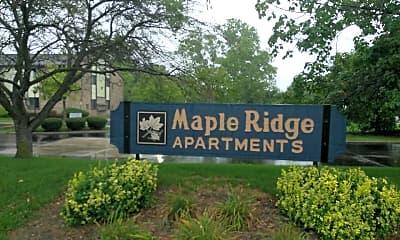 Maple Ridge Apartments, 1
