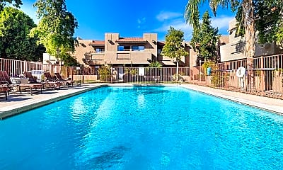 Pool, Scottsdale Haciendas, 1
