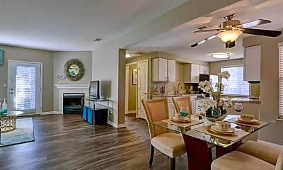 Dining Room, The Villas At Homestead, 0