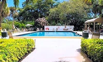 Pool, 3503 Oaks Way 310, 2
