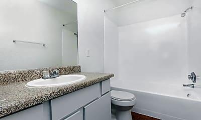 Bathroom, Hilltop Villas, 2