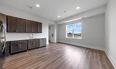 Living Room, 660 Grand St 204, 0
