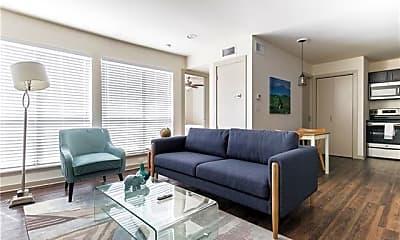 Living Room, 2806 Reagan St 101, 0