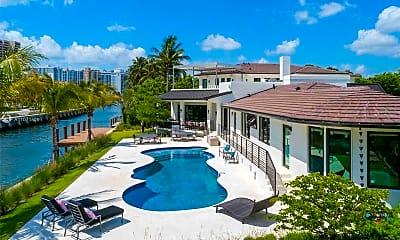 Pool, 2801 Flamingo Dr, 0
