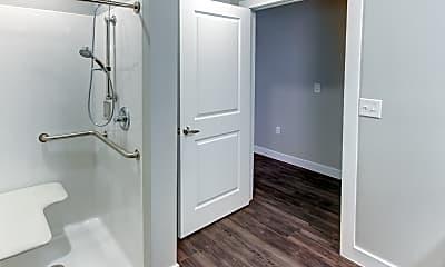 Bathroom, Landmark on Lamar, 2